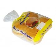 Sacos para Pão de Hamburguer com Foto com 100 unidades