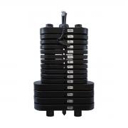 Bateria de Peso Pintada de 100 kg - Torre de Peso