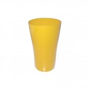 Copo Plástico Amarelo