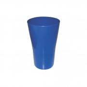 Copo Plástico Azul