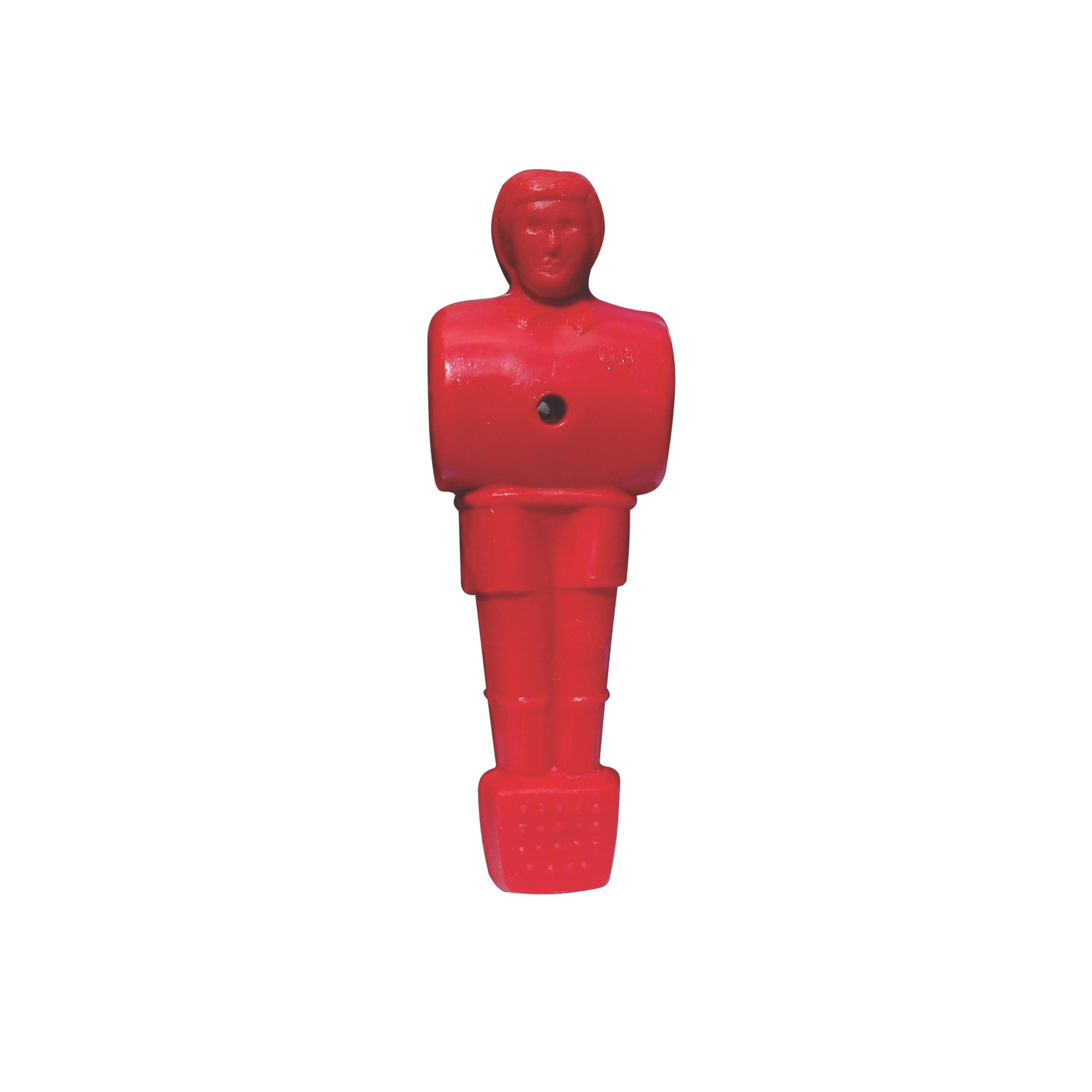 Boneco Pebolim Vermelho