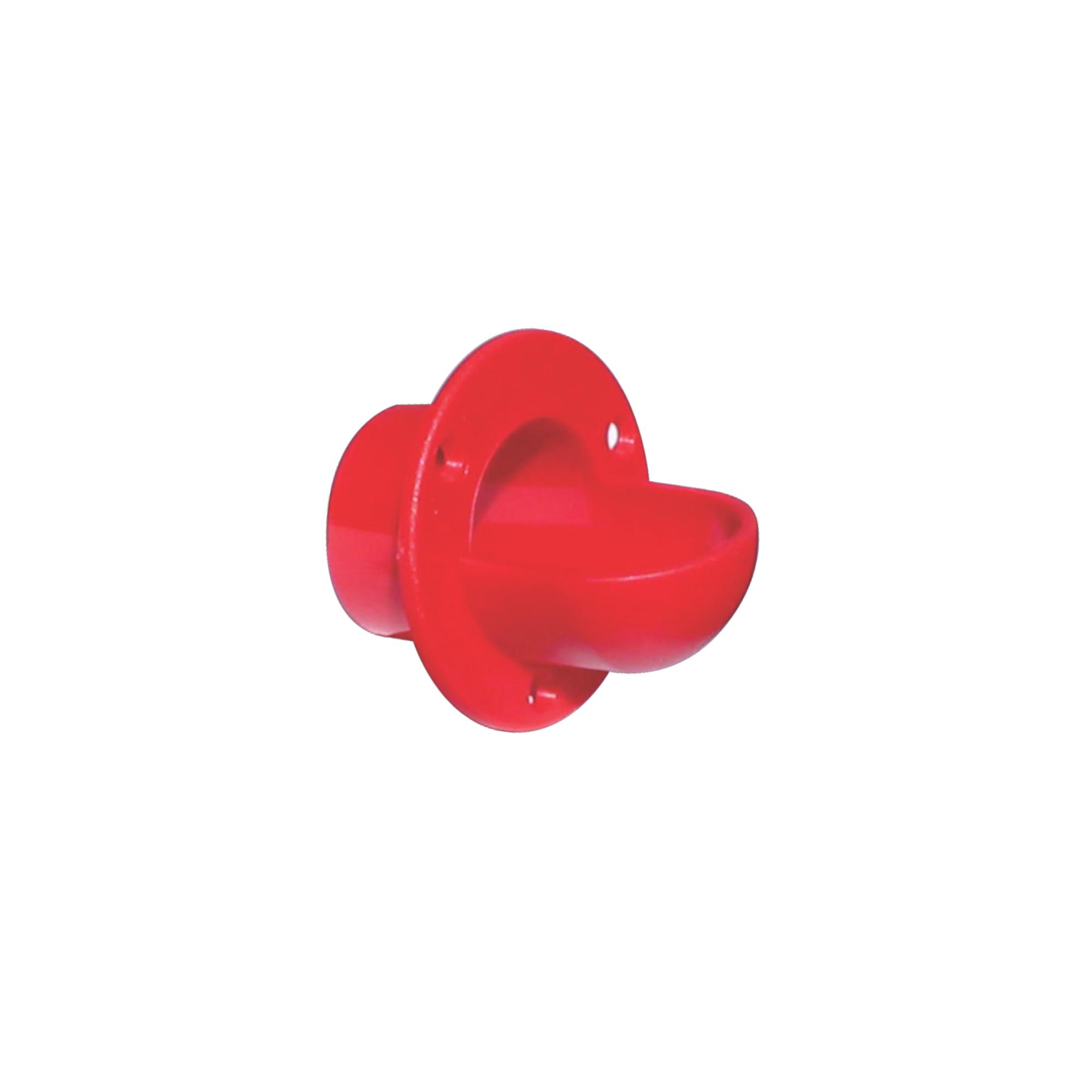Lança Bolas Pebolim Vermelho - Cachimbo