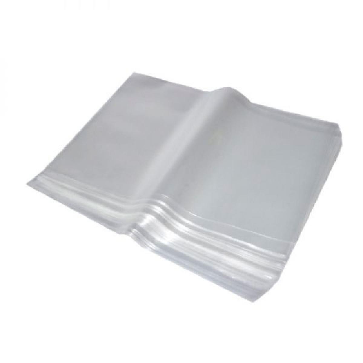 Sacos em Polietileno Transparente Reforçado com 1 kg