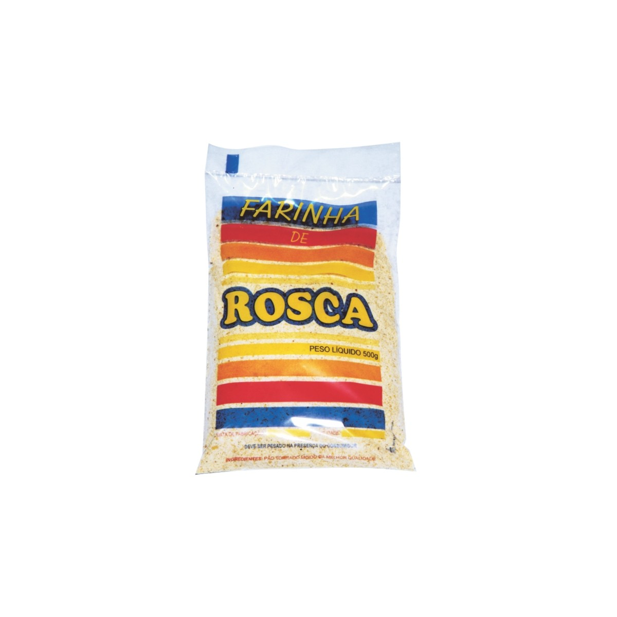 Sacos para Farinha de Rosca Grande com 100 unidades