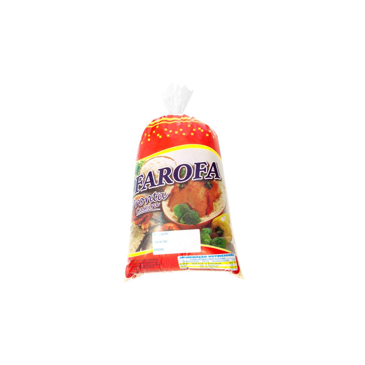 Sacos para Farofa Pronta com Foto com 100 unidades