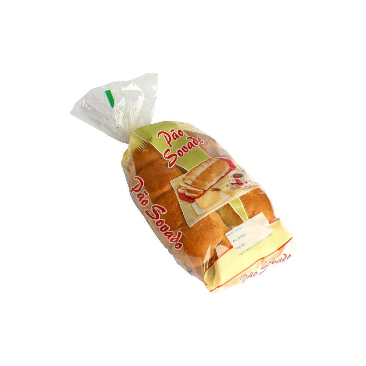 Sacos para Pão Sovado com Foto com 100 unidades