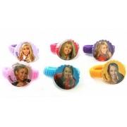 Chuquinhas de Cabelo Hannah Montana Disney