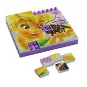 Quebra Cabeça Mosaico de 36 Peças Tinker Bell Fadas Disney