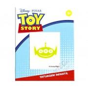 Tatuagem Infantil Alien Toy Story Disney