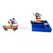 Mini Skate Lançador Mickey Disney