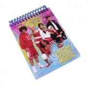 Bloco de Anotações High School Musical Disney Pequeno