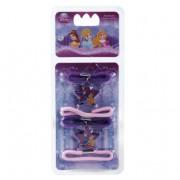 Kit Beleza 4 Maria Chiquinhas De Cabelo Aurora Princesas Disney