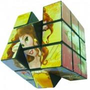 Cubo Mágico Bela A Bela e a Fera Princesas Disney