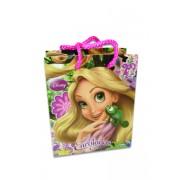 Mini Sacola Rapunzel Enrolados Princesas Disney