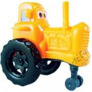 Mini Carrinho Trator Personagem Carros Disney Sacolinha Divertida