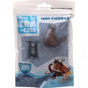 Coleção com 2 Miniaturas Flynn e Gupta Era do Gelo - Sunny