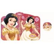 Jogo Americano Branca de Neve Princesas Douradas Disney