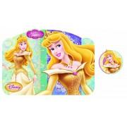 Jogo Americano Aurora Bela Adormecida Princesas Douradas Disney