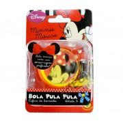 Bolinha Pula Pula Minnie Disney - DTC