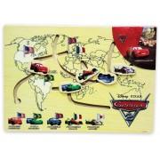 Brinquedo de Madeira Labirinto Divertido Carros Disney