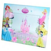 Porta Retrato Cartonado Infantil Princesas Disney