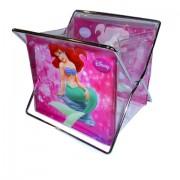 Porta Treco Porta Lápis Sereia Ariel Princesas Disney
