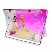 Porta Treco com Gel Grande Princesas Douradas Disney
