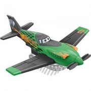 Mini Ripslinger com Movimento Magic Planes Aviões Disney - Yellow