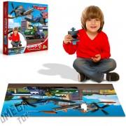 Quebra Cabeça Grandão de 48 Peças Aviões Disney - Toyster