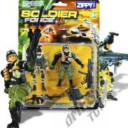 Coleção Bonecos e Acessórios Soldier Force - Zippy Toys