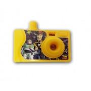 Mini Camera Projetora de Imagens Coloridas Toy Story Disney