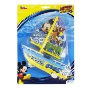 Barquinho a Vela com Cordinha Mickey Disney