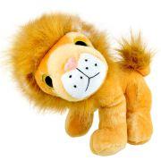 Bicho De Floresta Safari Selva Leão Olhos Grandes