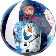 Bola de Vinil Frozen Disney Princesas Especial Para Meninas