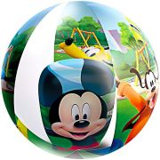 Bola De Vinil Mickey Mouse Disney Especial Leve Macia