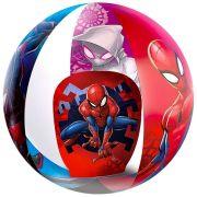 Bola Inflável 3D Homem Aranha Marvel 40 cm