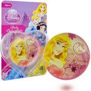 Bolinha de Silicone Importada com Aurora Princesa Disney