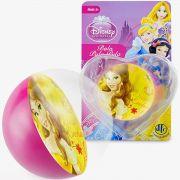 Bolinha de Silicone Importada com Bela Princesa Disney