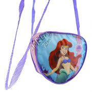 Bolsinha Sereia Ariel Princesas Disney