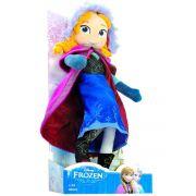 Boneca de Pelúcia Anna Frozen Disney Long Jump