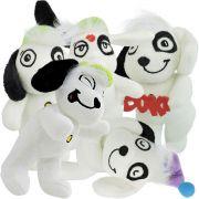 Boneco De Pelúcia Cachorro Doki Discovery Kids Coleção