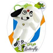 Cachorro De Pelúcia Doki Apaixonado Discovery Kids Butterfly