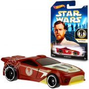 Carrinho Hot Wheels Star Wars Obi-Wan Kenobi Scorcher - Mattel