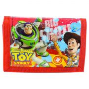 Carteira Infantil Toy Story Disney