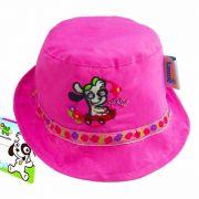 Chapéu Infantil Doki Discovery Kids Rosa  Butterfly