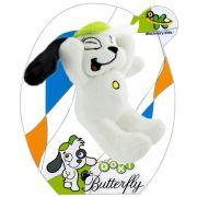 Cachorro De Pelúcia Doki Discovery Kids Butterfly