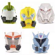 Coleção 5 Miniaturas Transformers Mash'ems Dtc