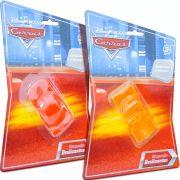 Coleção Com 2 Brinquedos Geleca Deslizante Carros Disney