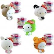 Coleção Com 5 Miniaturas Hello Kitty Mashems - DTC