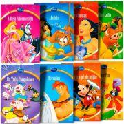 Coleção com 8 Mini Revistinhas com Histórias Clássicos Disney - DCL